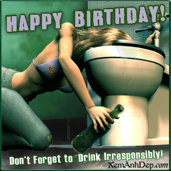 Birthday funny photos