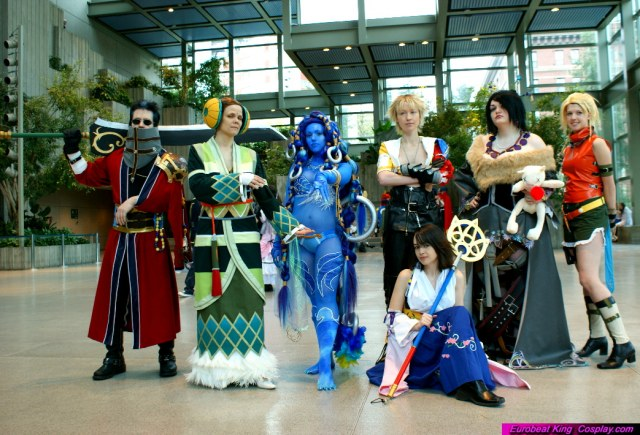 Cosplay art photos