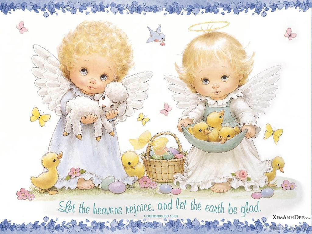 Angel Pictures-Cute little angel pictures | Xemanhdep ...
