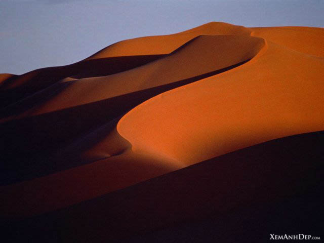 Beautiful desert photos