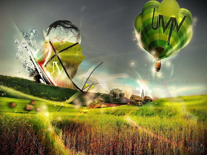 fantasy-balloon pictures
