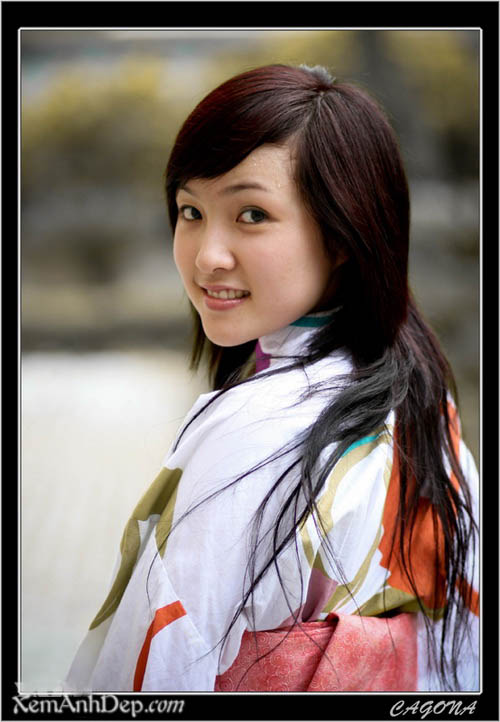 Girl xinh - Cute girl10