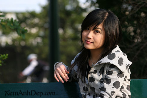 Girl xinh - Cute girl14