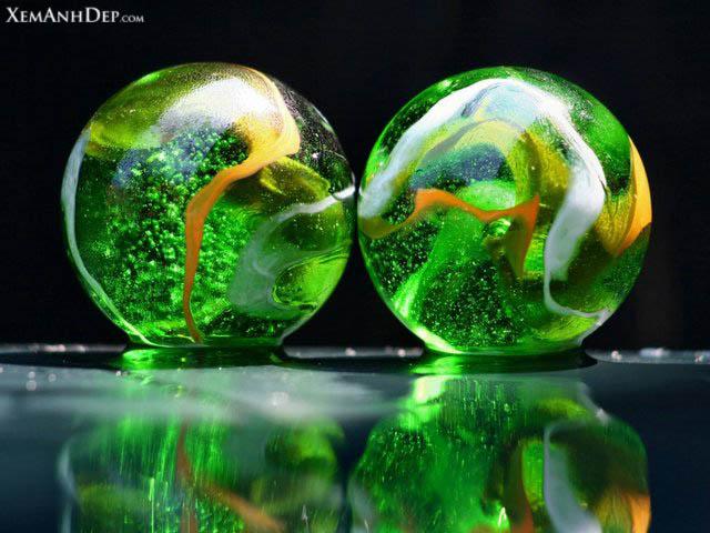 Glass art photos