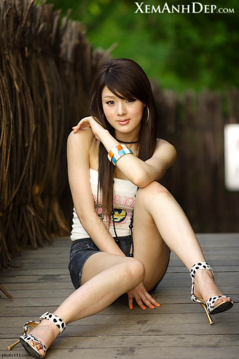 Sexy Korean girl photos