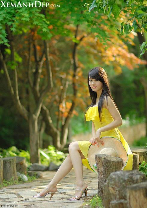 Sexy Korean girl photos