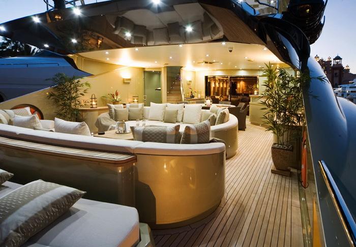 Beautiful Modern And Luxury Yacht Photos