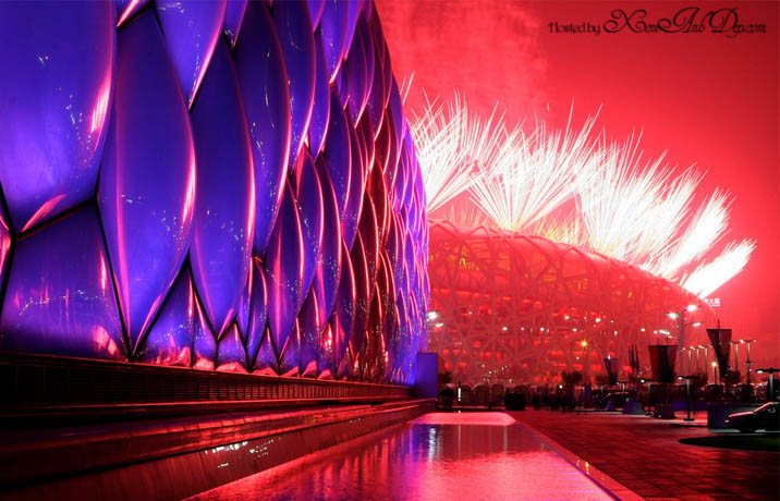 Olympic opening ceremony photos