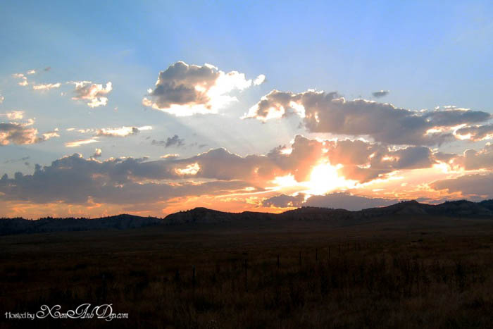 Sunrise and sunset photos