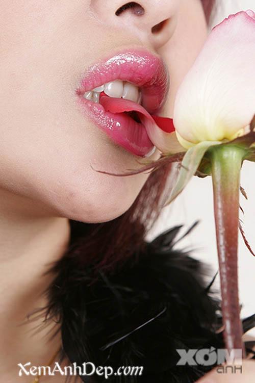 Sweet lips photos - Pink lips photos - Ảnh môi đẹp
