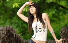 Ảnh girl xinh Hàn Quốc