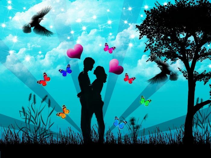 HÌnh nền valentine