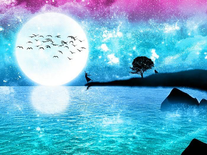 Hình nền đẹp thế giới mộng mơ