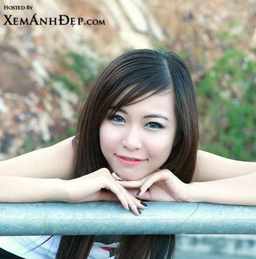 Girl xinh dễ thương