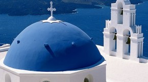 Hinh thien nhien Ảnh Thiên Đường Santorini