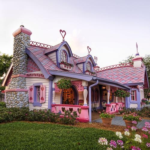 ảnh nhà đẹp độc đáo
