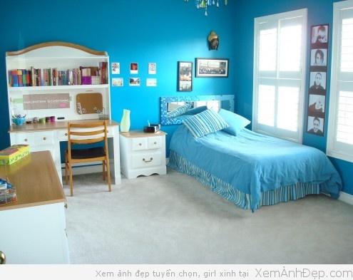 kiến trúc phòng ngủ cho giới trẻ