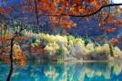 Ảnh phong cảnh đẹp Cửu Trại Câu