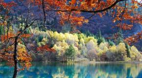 Hinh thien nhien Ảnh phong cảnh đẹp Cửu Trại Câu