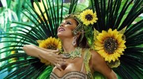 anh le hoi Ảnh lễ hội hóa trang ở Brazil