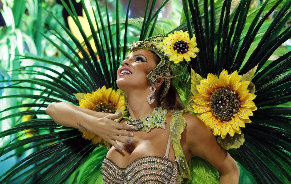 Le hoi carnaval Brazil