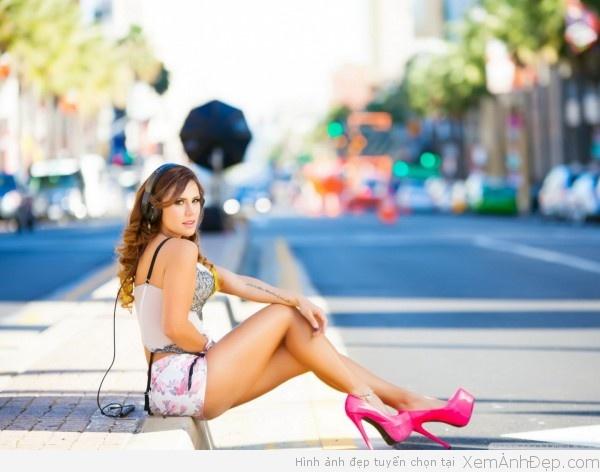 Hinh nen sexy girl