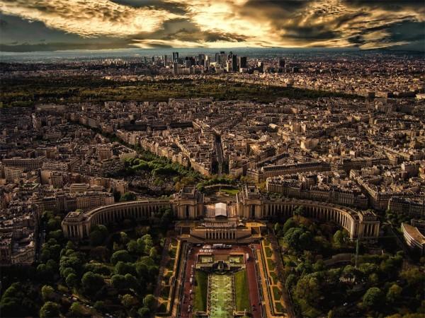 Anh nen dep Paris