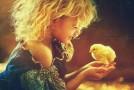 Ảnh trẻ thơ đáng yêu đẹp như tranh