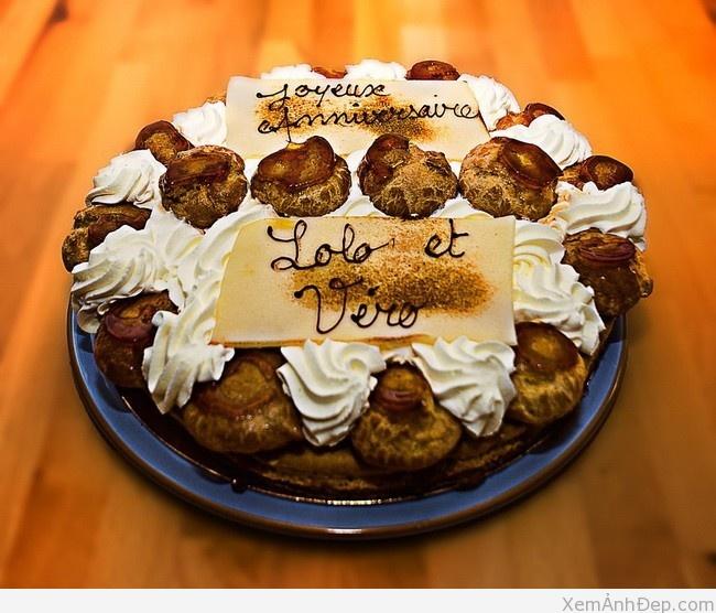 Cách làm bánh pound cake chocolate mayonnaise