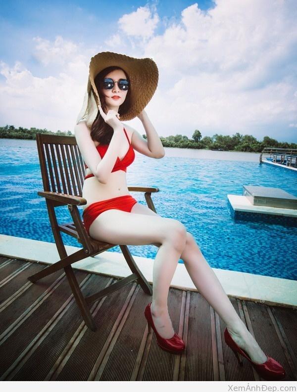 Anh girl xinh bikini 01