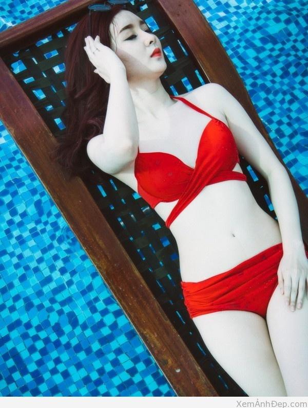 Anh girl xinh bikini 04