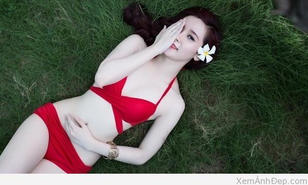 Anh girl xinh bikini 06