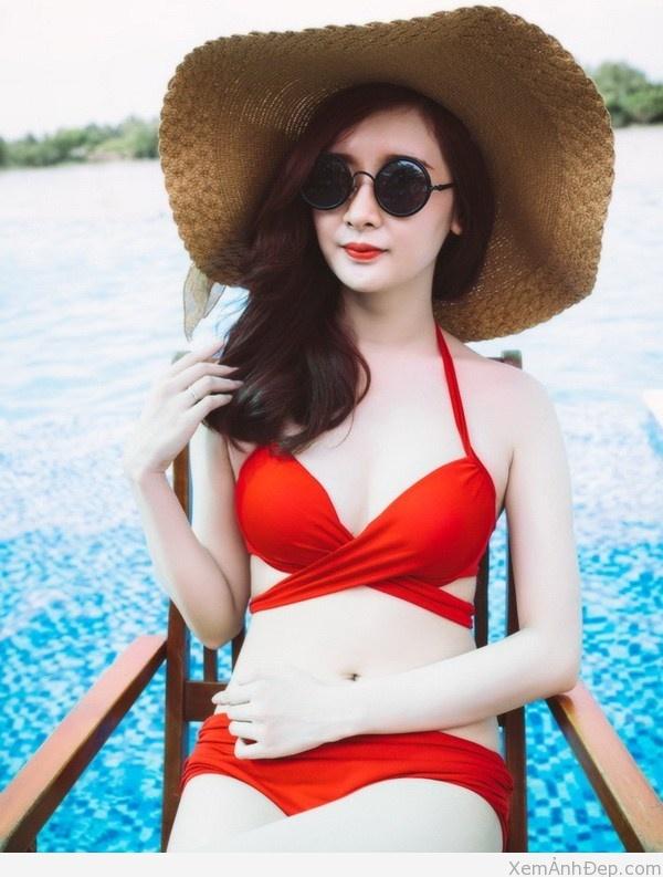 Anh girl xinh bikini 08