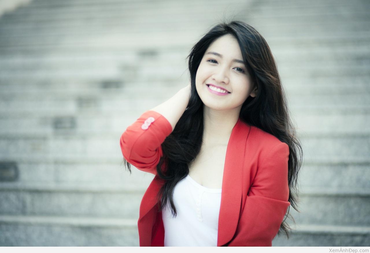 Anh girl xinh viet nam 2017